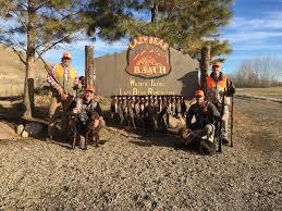 Petra December Pheasant Hunt