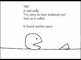 The Missing Piece Shel Silverstein The Missing Piece Hd Animation Youtube