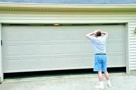 garage door wont close garage door wont close light blinks times garage door won t close
