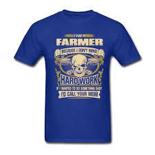 online get cheap job website com alibaba group males job website crew neck t shirts light farmer hard work natural cottonmales short
