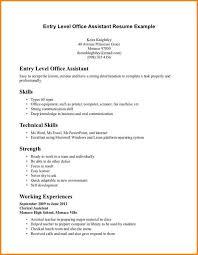 9 Beginner Resume Happy Tots