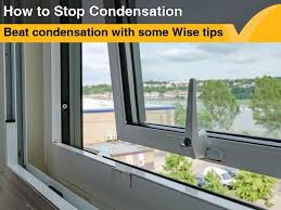 how to stop condensation in 10 steps