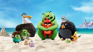 The Angry Birds Movie 2 Movie Review {3.5/5}: Critic Review of The Angry  Birds Movie 2 by Times of India