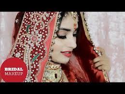 indian bridal makeup tutorial in hindi shimmery eyes wedding makeup stare
