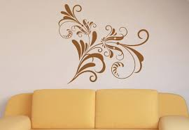 Small Picture Morgane Floral Wall Decal Design Beautiful Flower Decor