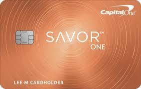 capital one savorone credit card 2020
