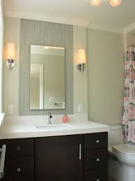 Impressive Bathroom Vanity Mirrors In Towel White Metal Rectangular