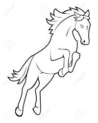 Pictures Of Horse Drawings Free Download Best Pictures Of Horse
