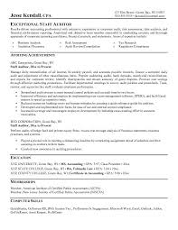 Staff Auditor Resume Sample - http://topresume.info/2015/01