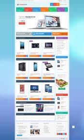 home shop retail psd template by monkeysan themeforest home shop retail psd template