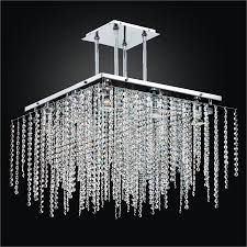 square crystal chandelier square chandelier cityscape 598ad24 17sp 7