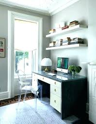office desk with shelves. Ikea Office Shelves Desk With Above Cheap Floating Wall