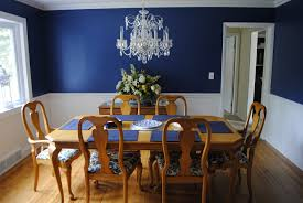 dining room chair rail unique dining table concept to her with dining room navy blue