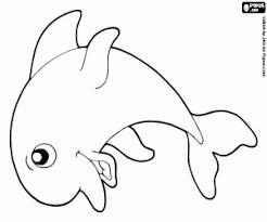 Disegni Di Animali Marini Da Colorare E Stampare