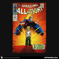 the amazing all might