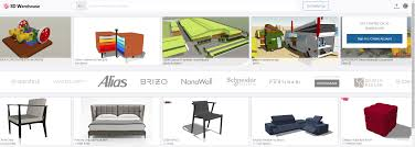 3d Warehouse Design Software Free Now Download In 3d Warehouse Only Possible With Login