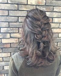 結婚式に呼ばれても髪型に悩まないでミディアムヘアの人必見簡単