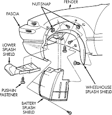 1998 dodge stratus wiring diagram 1998 discover your wiring chrysler cirrus battery location