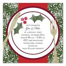 Cool Free Christmas Lunch Invitation Templates Pictures