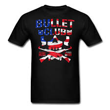 Wrestling Apparel Store | New Japan Pro-Wrestling Bullet Club ...