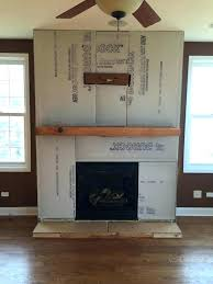 faux stone over brick install faux stone fireplace installing cultured stone over brick fireplace faux stone