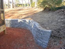 belgard retaining wall raleigh nc
