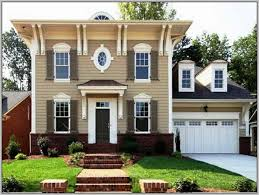 Exterior House Paint Design New Decorating Ideas