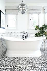 painting over bathroom floor tiles white and black bathroom with cement tiles painted bathroom floor tiles