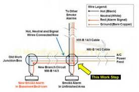 similiar smoke alarm wiring in series keywords alarm wiring diagram on smoke detector also wiring diagram series