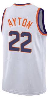 Jersey Lebron The Phoenix James Leads Suns Nba Grey Sales