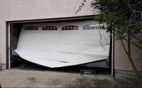 broken garage doorGarage Door Repair Rancho Santa Fe Ca  Call 18776193667  Best