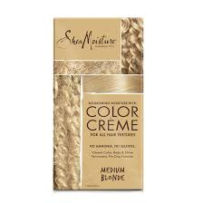 Shea Moisture Hair Color Chart Best Picture Of Chart
