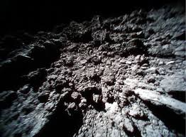 Hayabusa 2 rovers send new images from Ryugu surface - BBC News