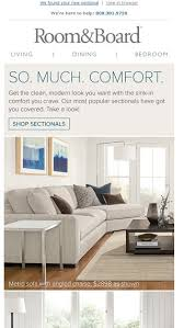 modern sectionals with serious comfort
