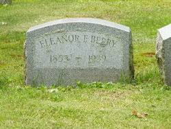 Eleanor Freese Berry (1853-1939) - Find A Grave Memorial