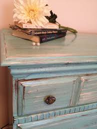 painting wood furniture whiteDistressing Old Furniture with Paint DIY Tutorial  Trends with