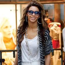 Sunglasses Beyonce Oval