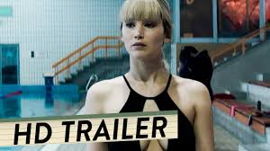 RED SPARROW Trailer Deutsch German (HD) | Jennifer Lawrence, Thriller 2018  - YouTube