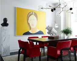 Yellow And Red Living Room Simon Upton Interiors By Color 10 Interior Decorating Ideas