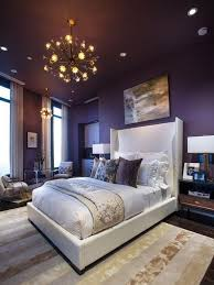 Purple Bedrooms Ideas Painting