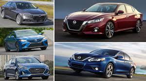 Nissan Altima Comparison Chart 2019 Nissan Altima Compared To Honda Accord Toyota Camry
