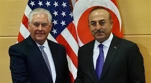 تيلرسون: أمريكا تقر بحق تركيا في تأمين حدودها