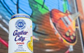 <b>Guitar</b> City <b>Days</b> — Raised Grain Brewing Co.