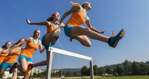 Image result for pics of jumping over barriers