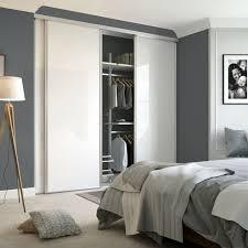 interior sliding mirror closet doors white panel sliding wardrobe doors wardrobe with glass door