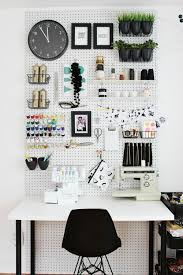 great ideas to organize with pegboard cleanandscentsible com