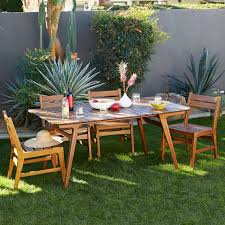 10 outdoor dining spaces that double as relaxing retreats with regard to mid century furniture idea 18