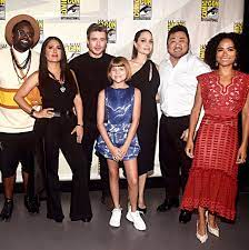 The Eternals Cast Announced at SDCC 2019