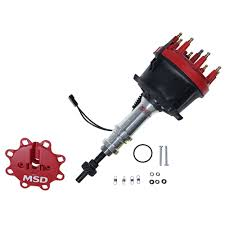 msd 2900 efi conversion master kit atomic cj pony parts msd distributor billet mechanical advance iron gear for msd 6 7 8 series