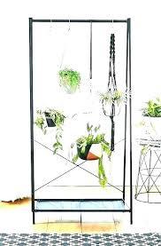 hanging plant holders holder stands outdoor stand indoor rack crochet diy
